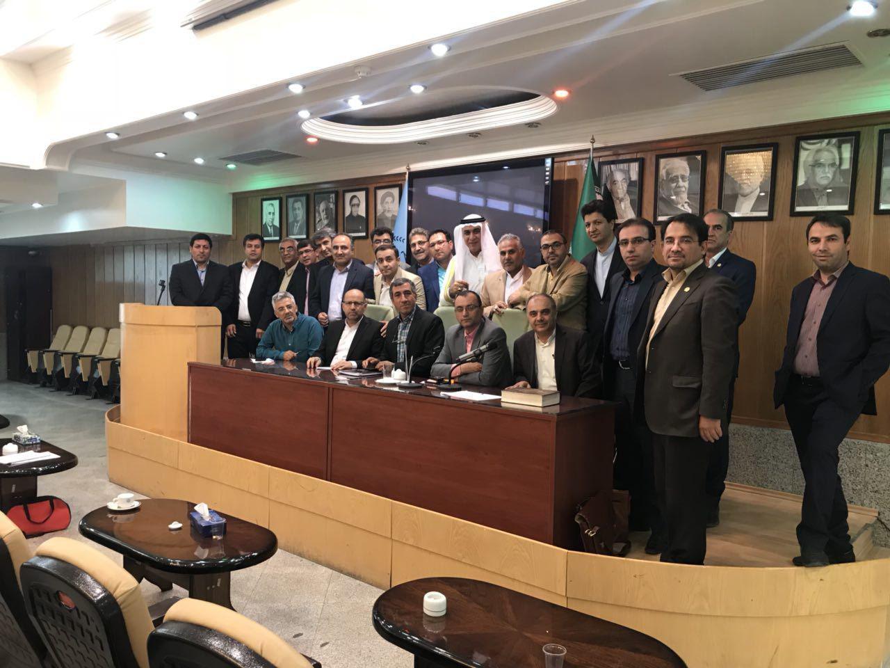 نشست کمیته پارلمانی | پنجشنبه ۱۴تیرماه | سالن اجتماعات کانون تهران
